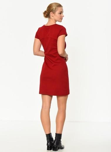 Mia Elbise Kırmızı